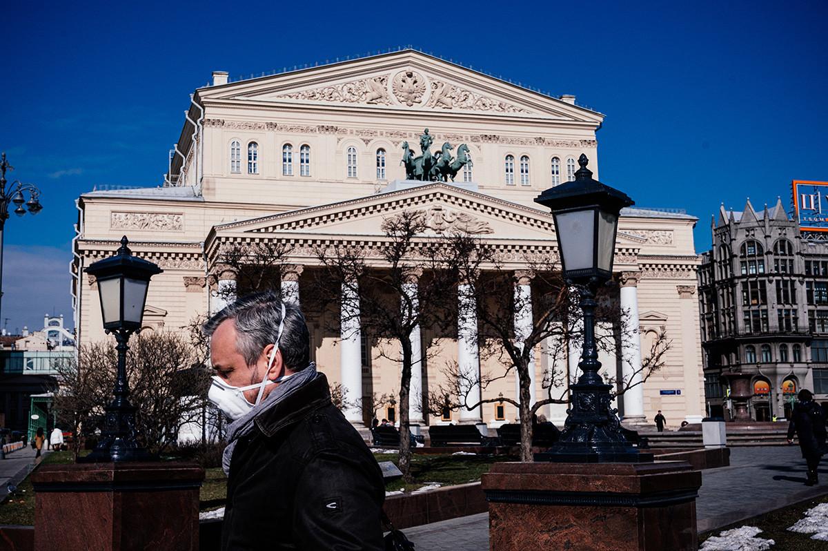 大劇場、モスクワ