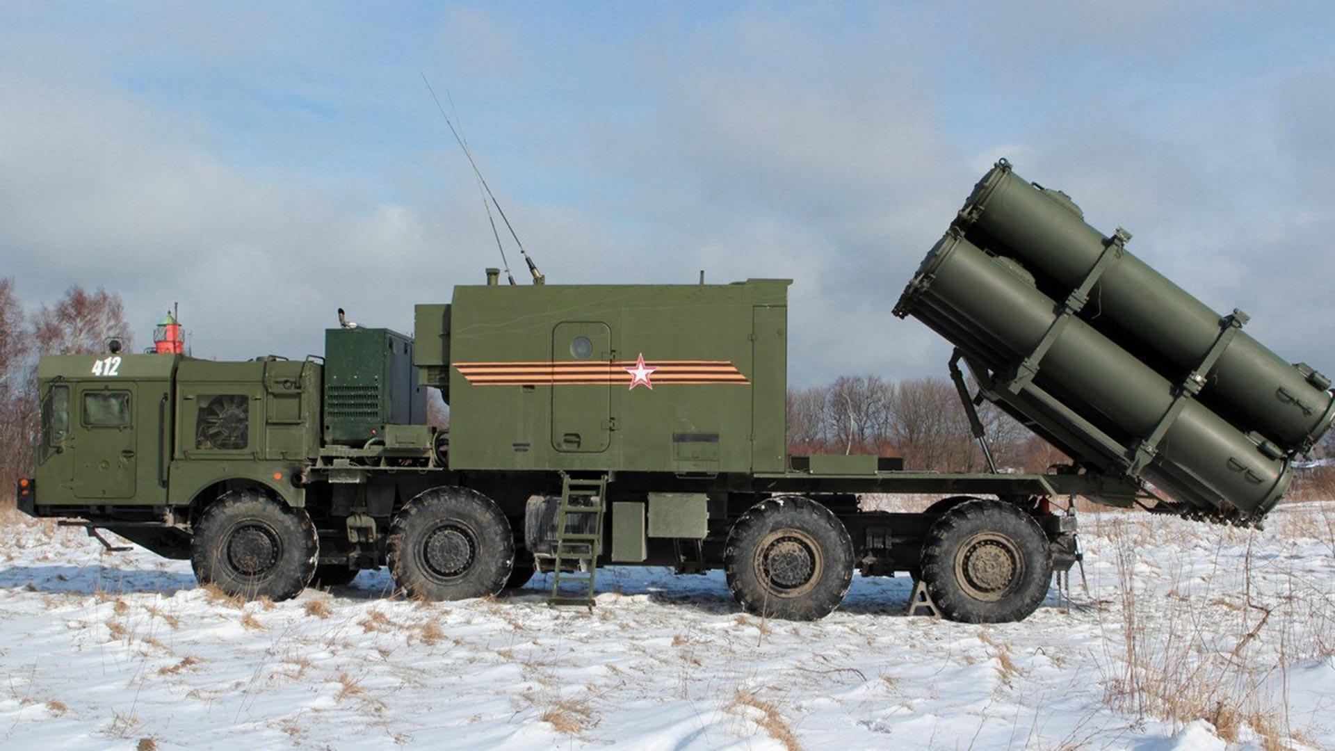 "Обалски ракетни систем ""Бал""."