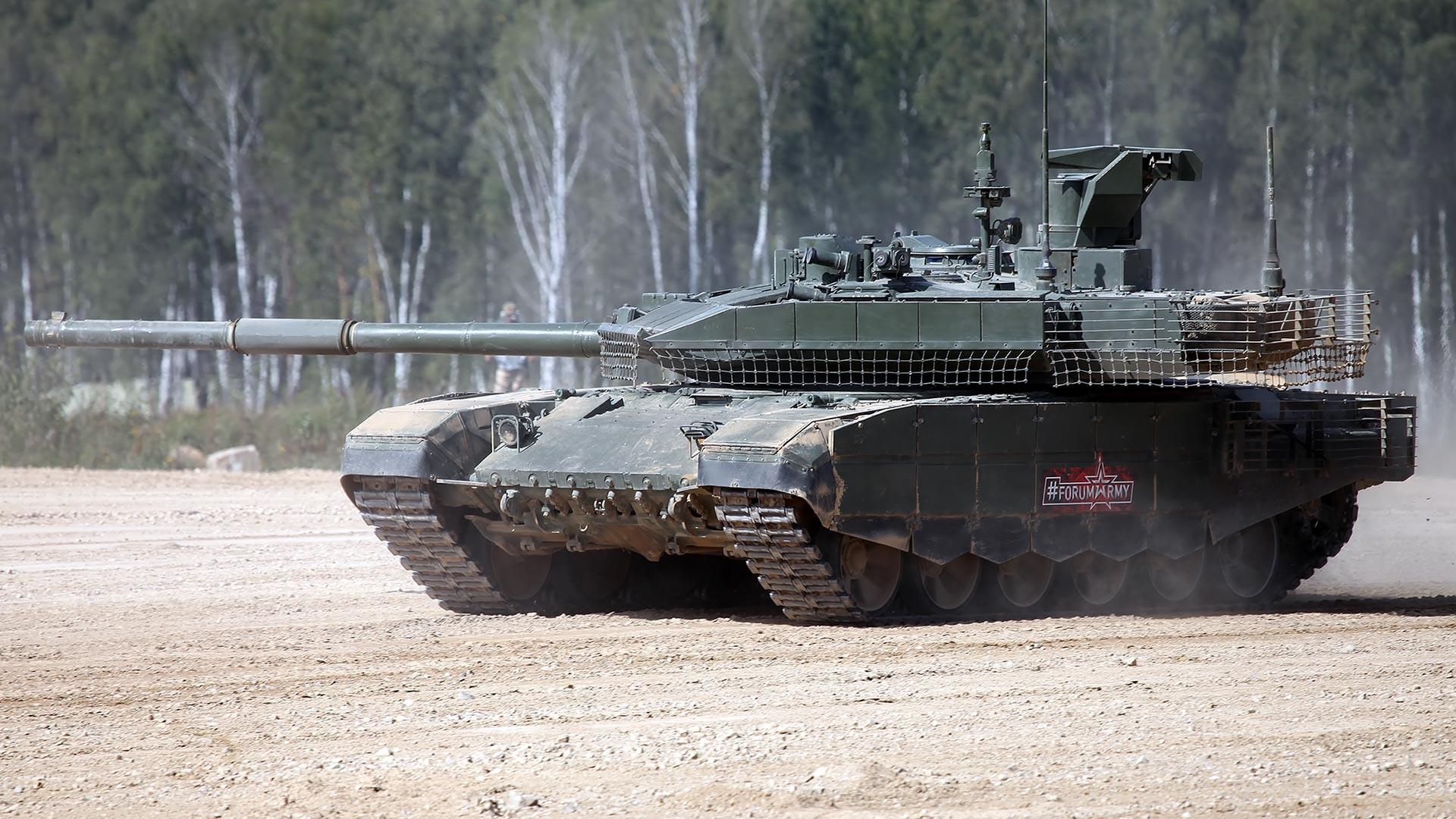 Tenk T-90M
