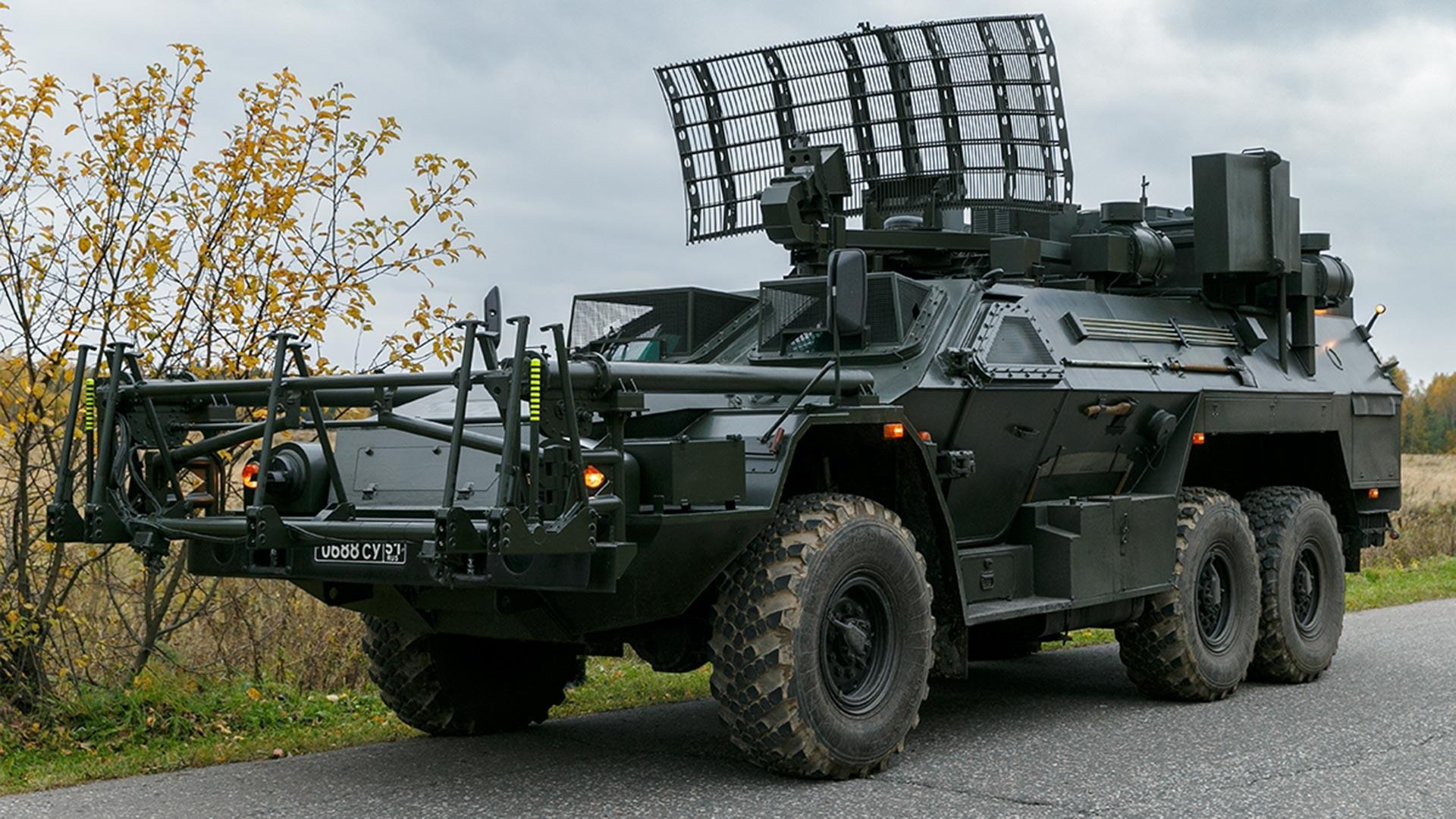 Vozilo za evakuaciju ranjenika s bojnog polja