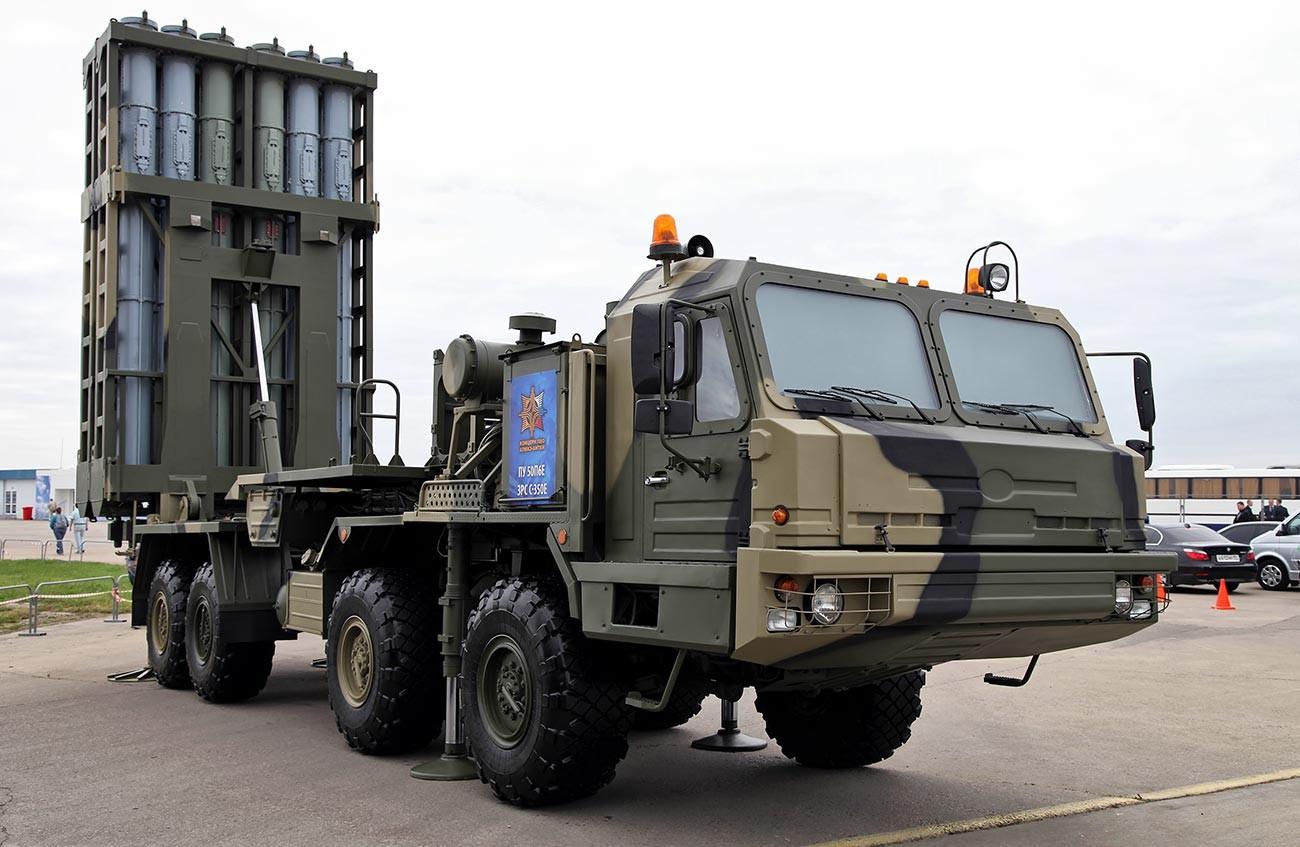 S-350「ヴィーチャシ-PVO」