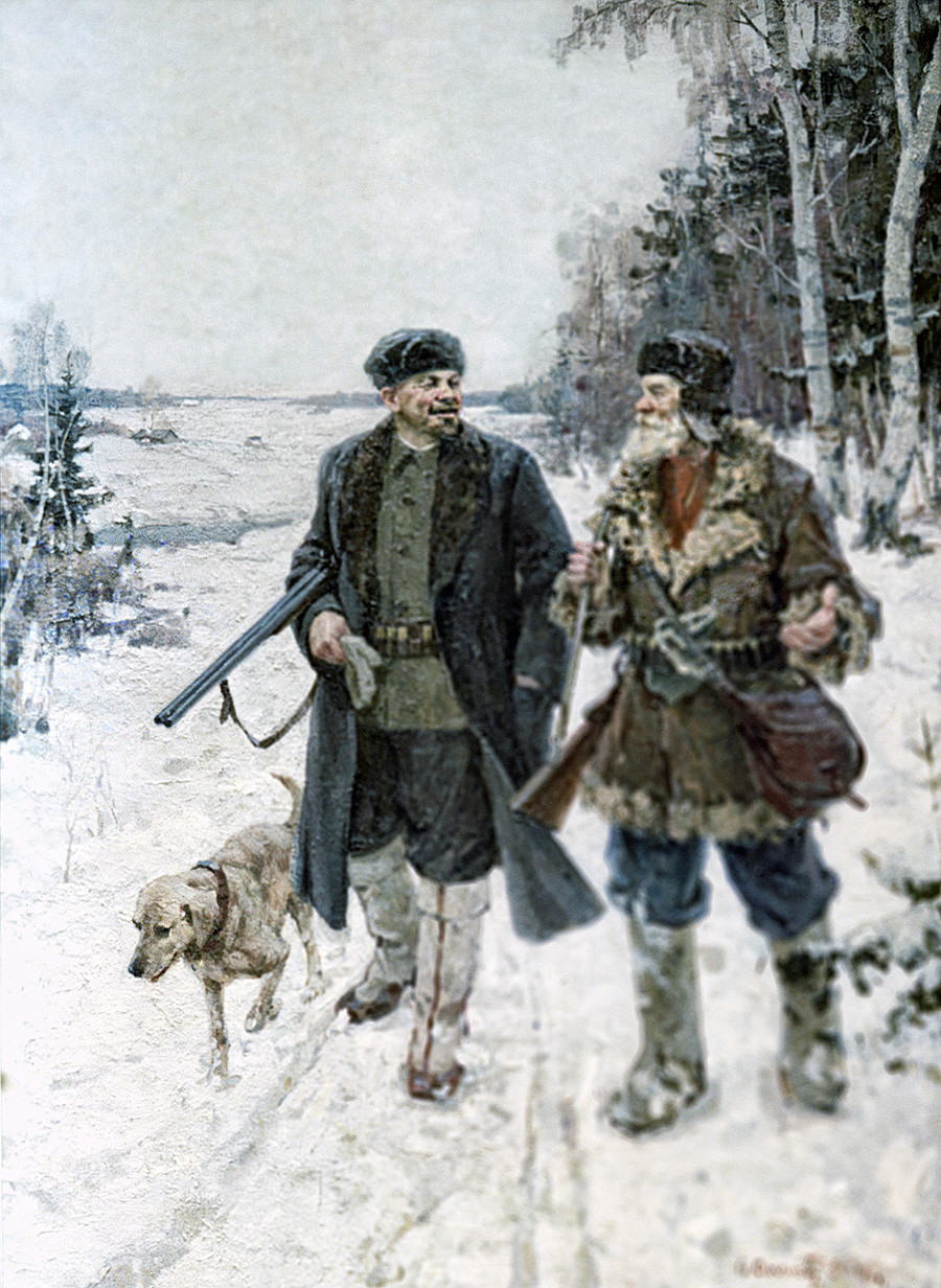 Александр Иванович Саханов.