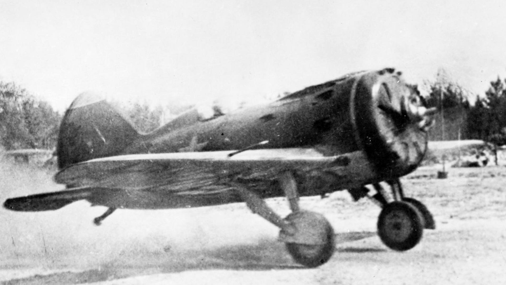 Поликарпов И-16.