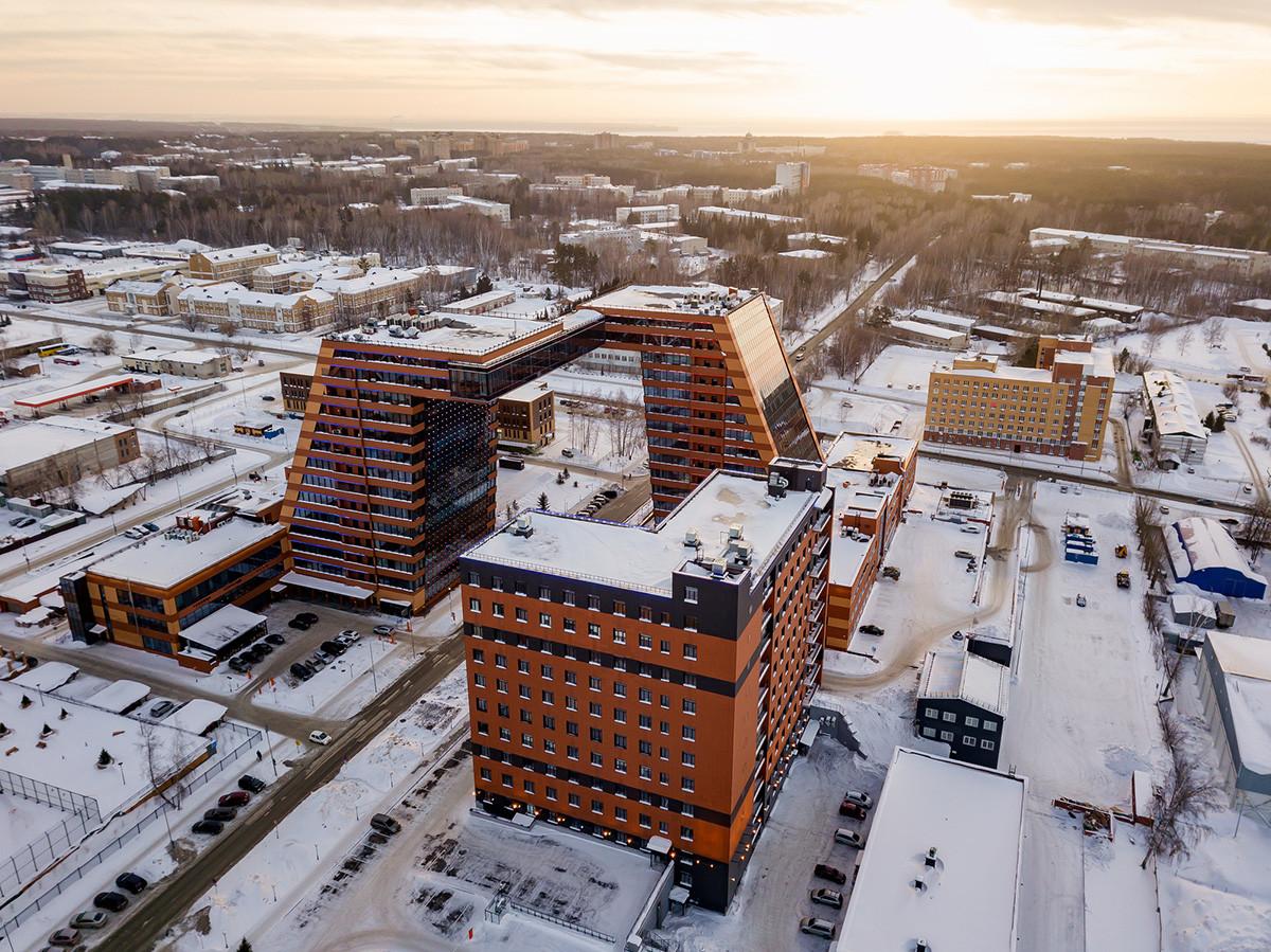 Novosibirsk Academic Township.