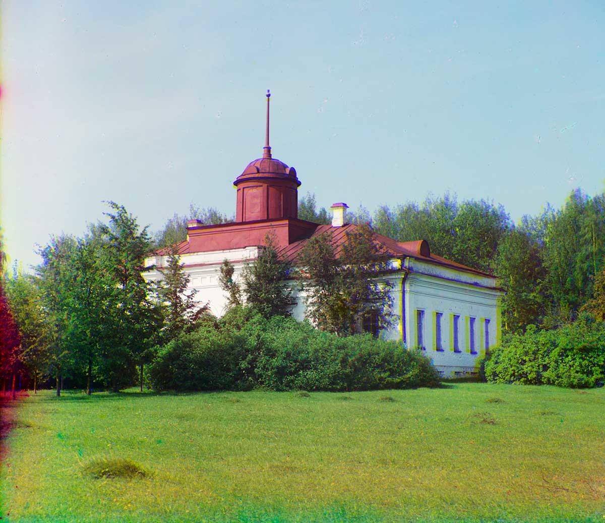 Veskovo. Palacio Blanco. Verano de 1911