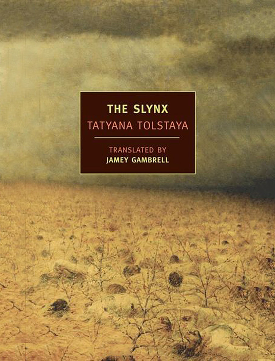 'The Slynx' book cover