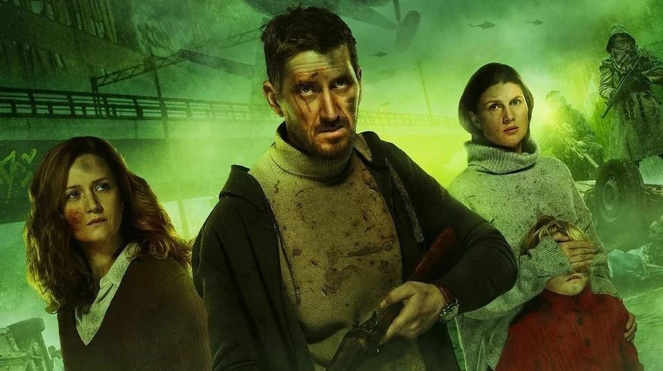 Tv show 'The Outbreak' based on Yana Vagner's novel 'Vongozero'