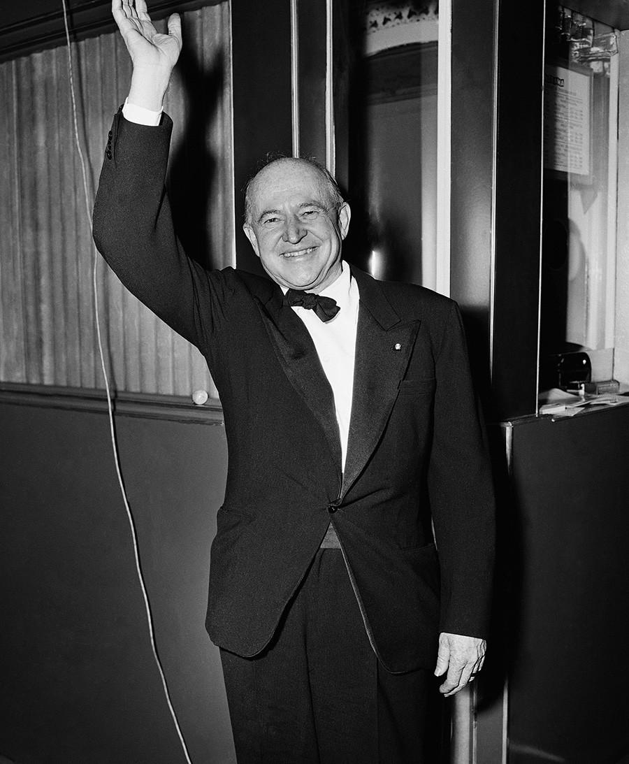 Merian C. Cooper pada 1953.