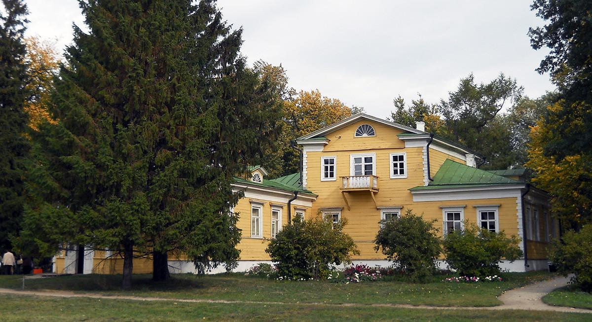 Bolshoye Boldino. Pushkin Family manor, now Alexander Pushkin Museum