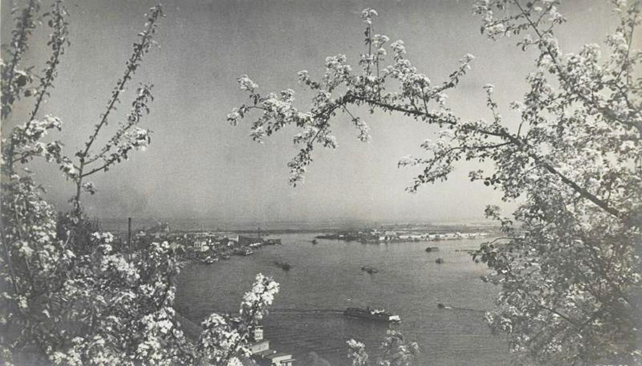 Dnieper River, 1939