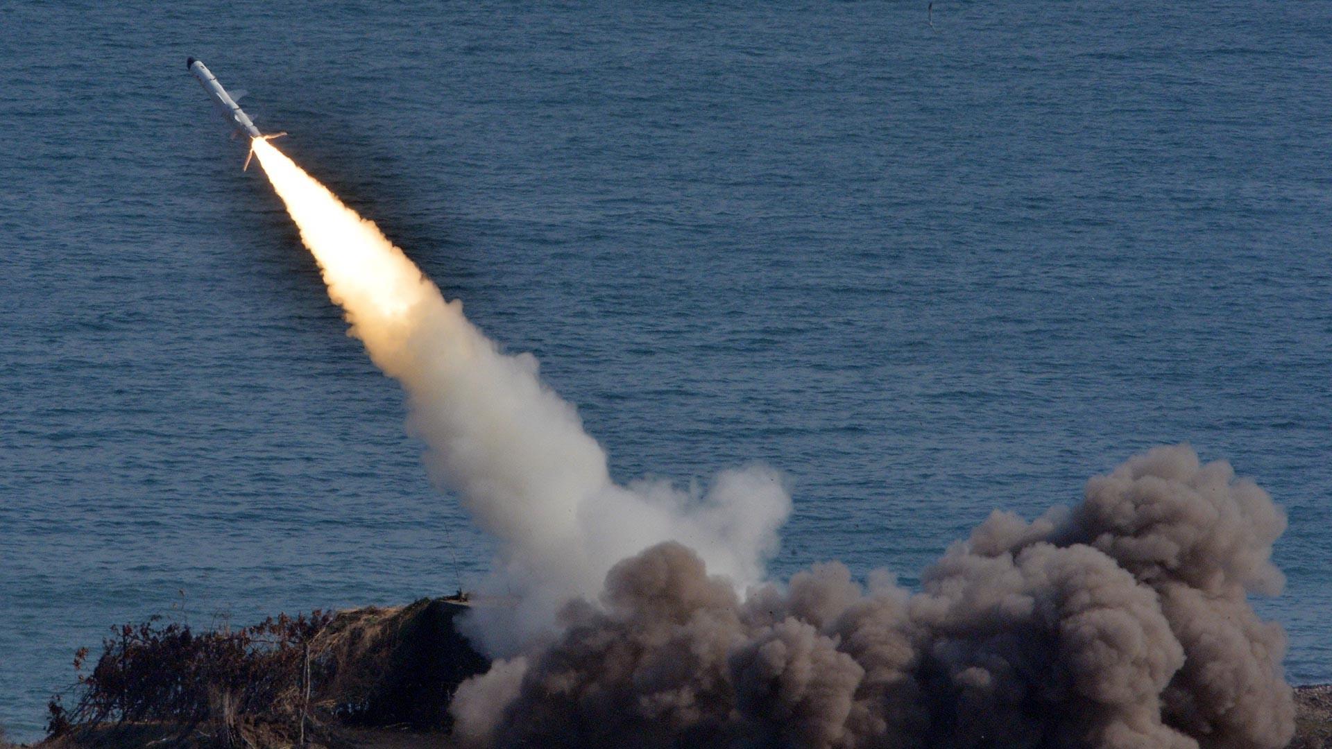 Obalni raketni sustav