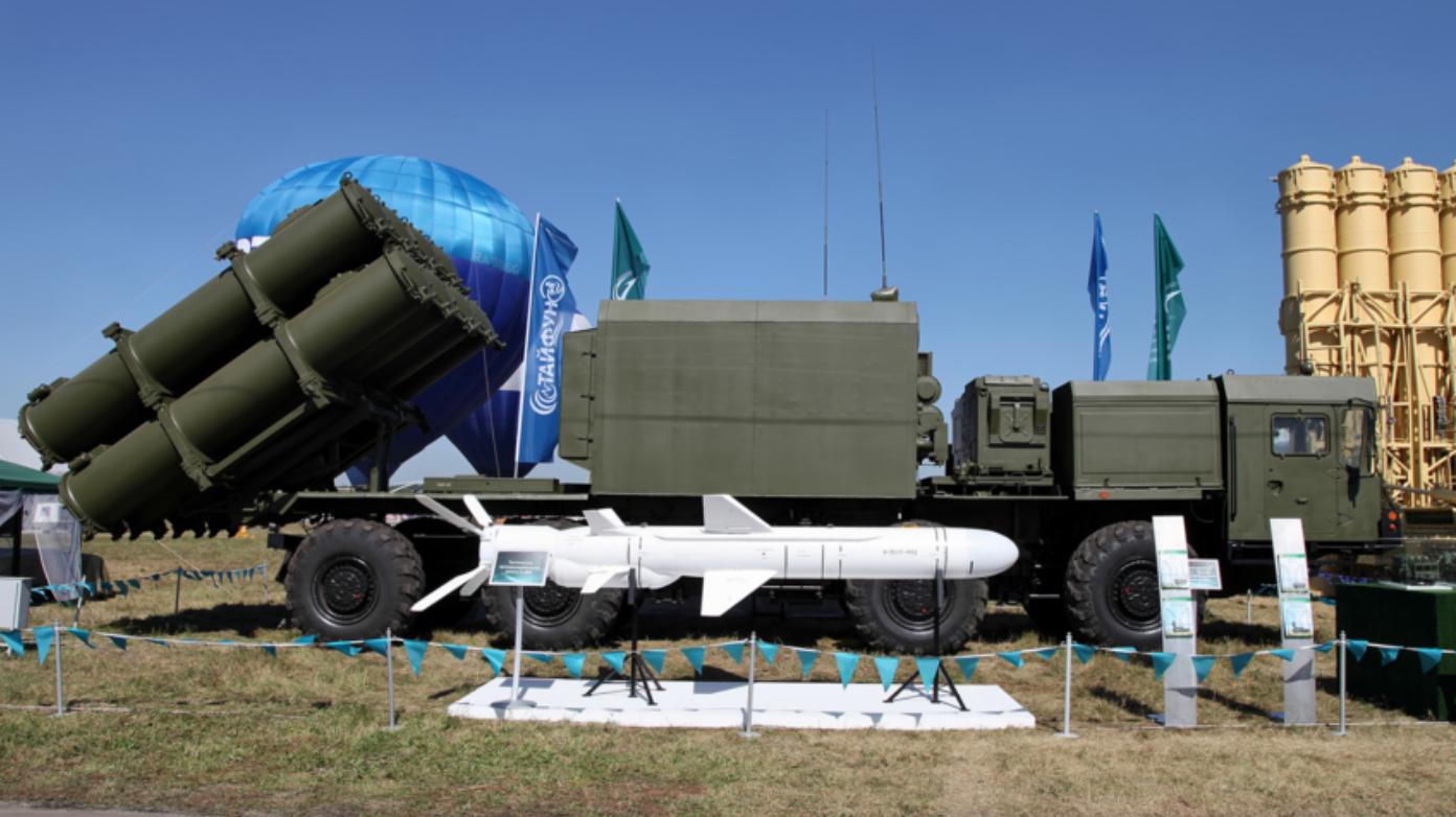 """Обалски ракетни системи """"Бал"""""""