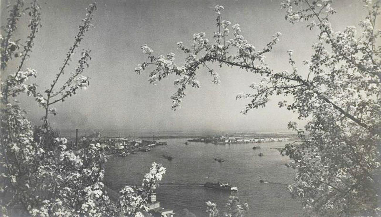 ドニエプル川、1939年