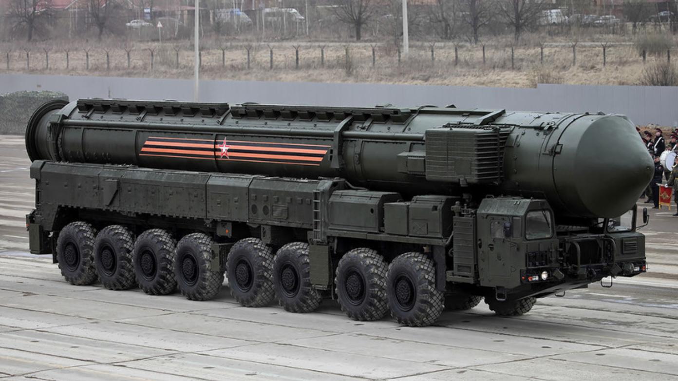 Mobilni strateški raketni sustav
