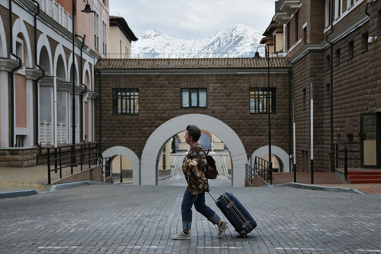 Sochi, goodbye!