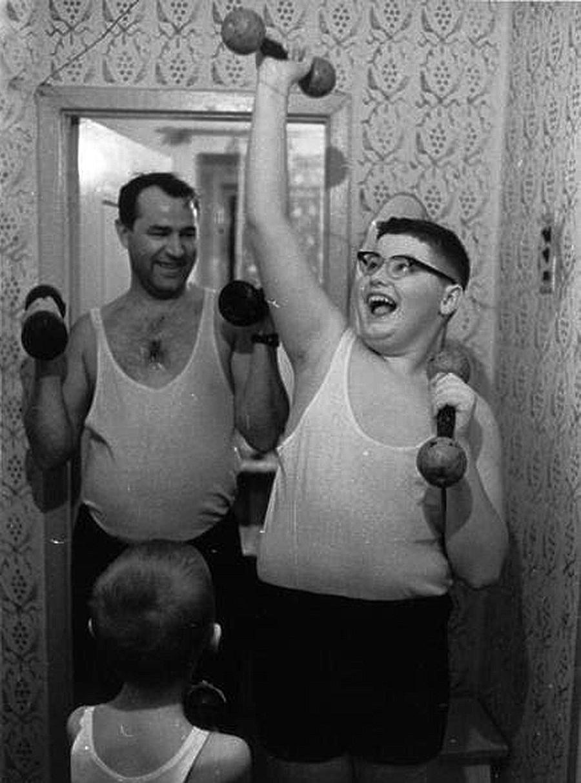 朝の体操、1960–1965年