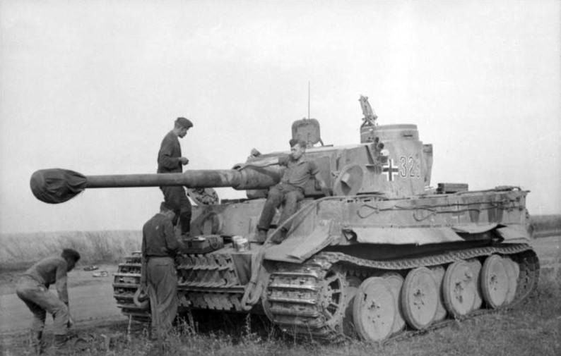 Panzer VI (Tiger I)