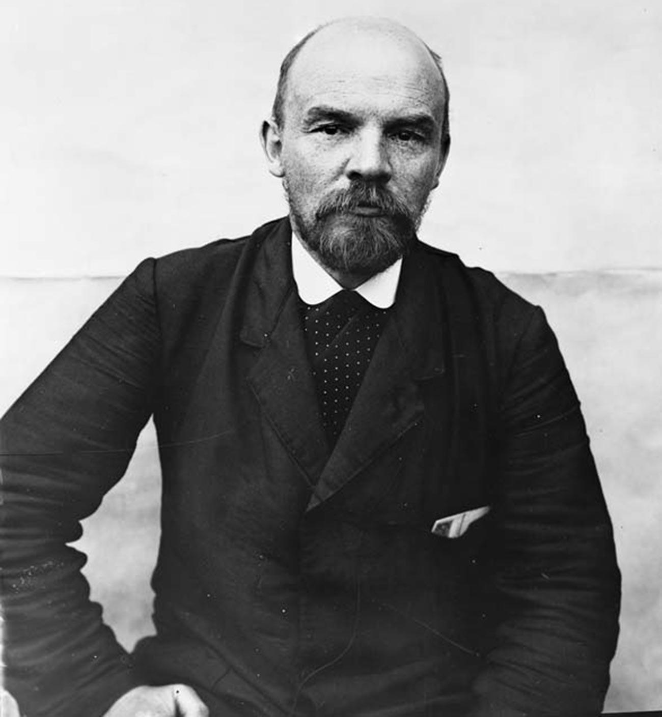Vladímir Lênin