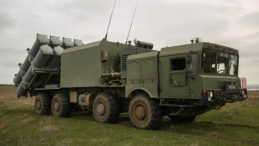 Sistema de misiles costeros de Bal