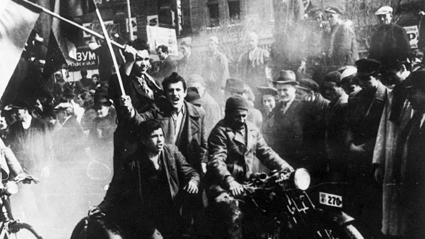 Vojni puč, 27. ožujka 1941.