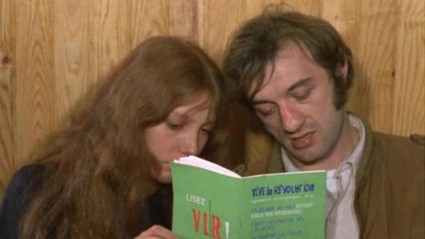"""Cena do filme """"Vladimir e Rosa"""""""