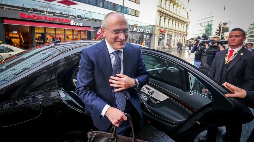 Mijaíl Jodorkovsky