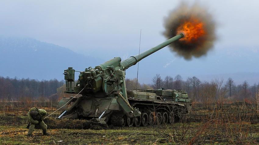 Rússia ressuscita a artilharia mais letal da URSS