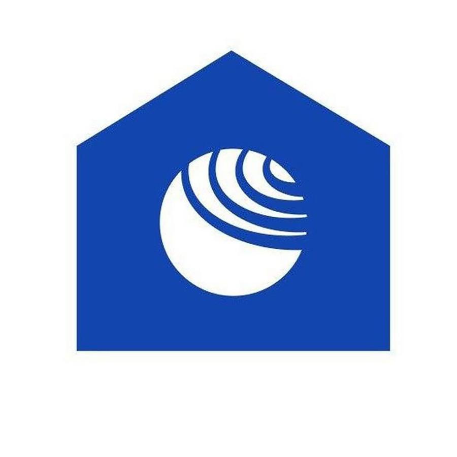 """Rossiya Segodnya's logo is """"at home""""."""