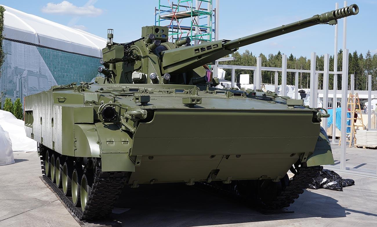 Sistema de defensa aérea Derivatsia