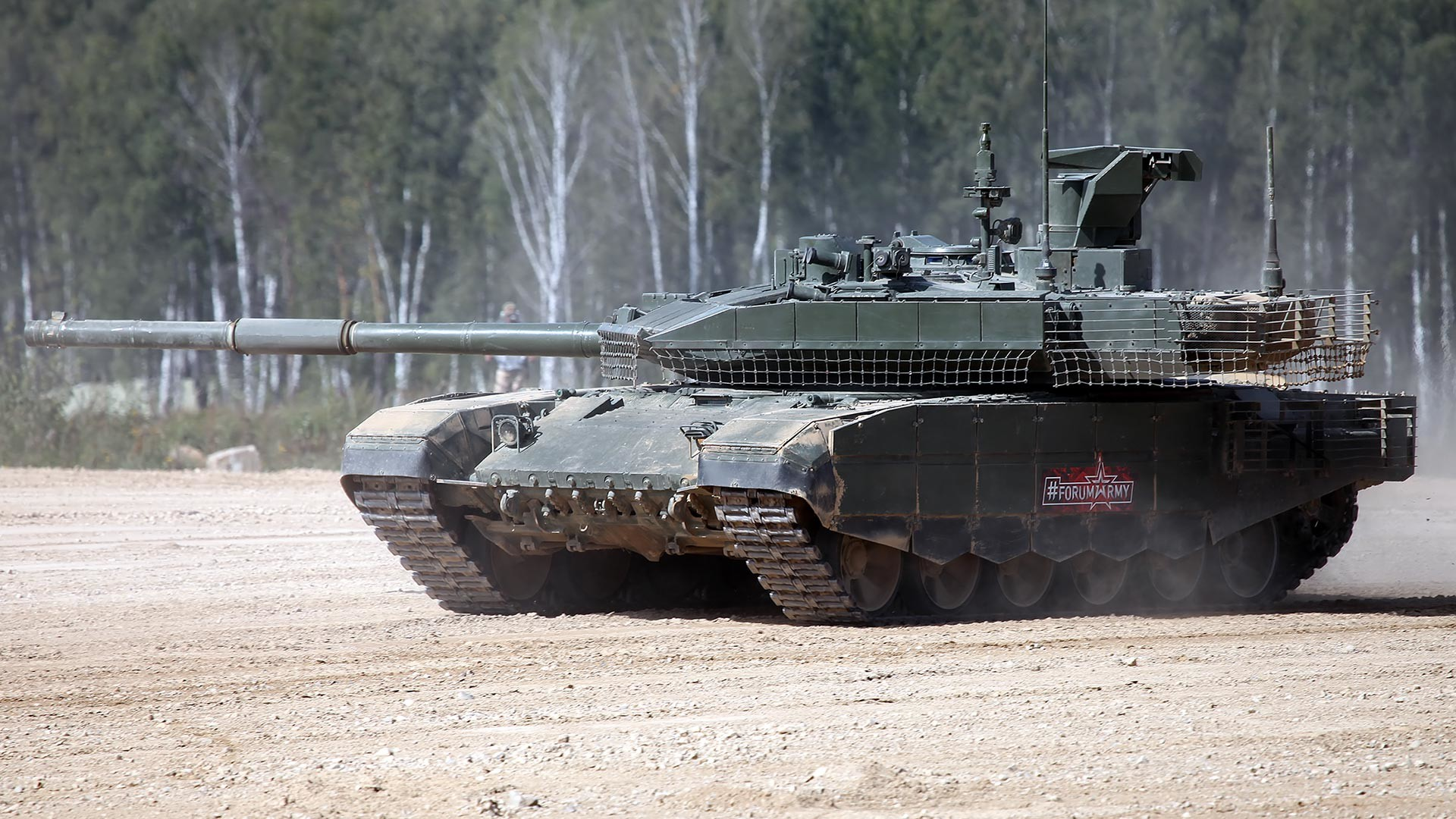 Tanque T-90M Proryv