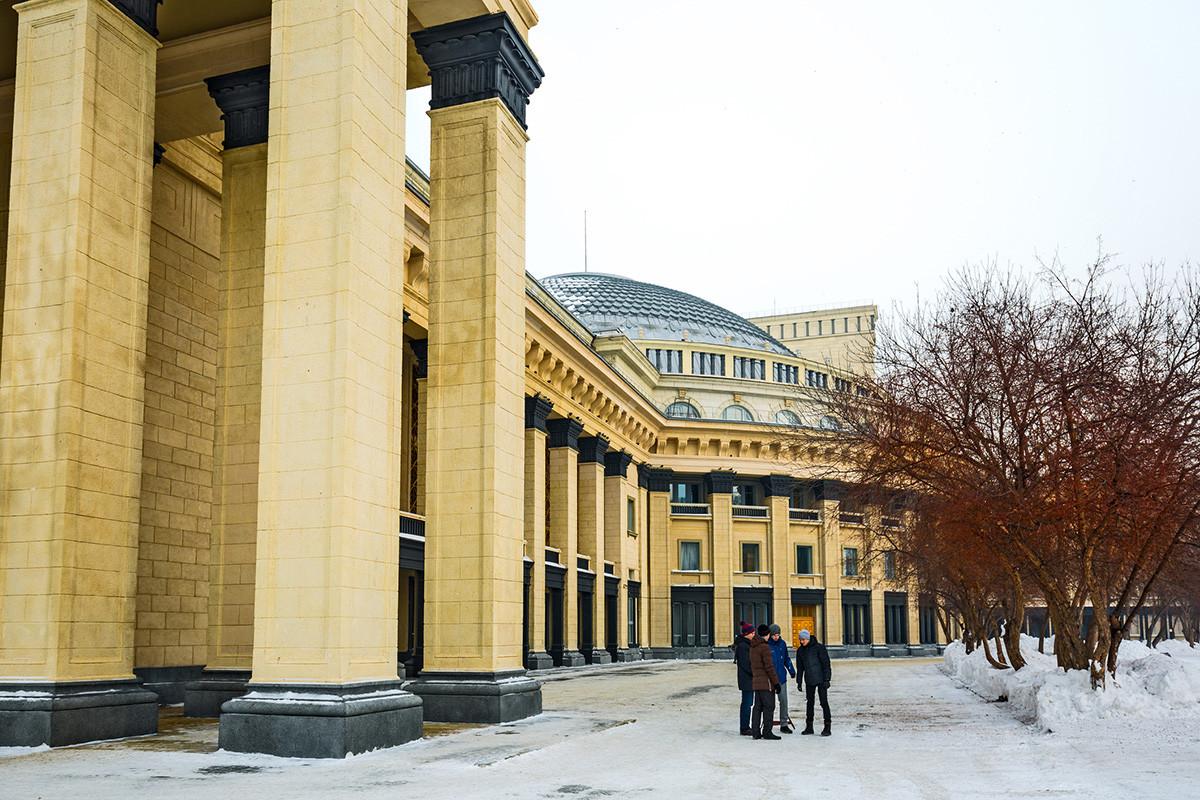 ノヴォシビルスク国立アカデミックオペラバレエ劇場
