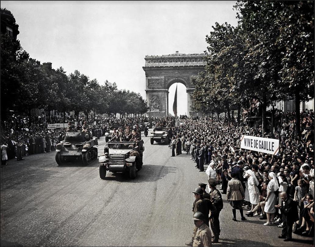 Osvoboditev Pariza