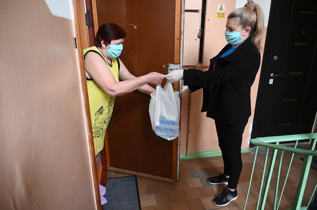 Moskovski prostovoljci