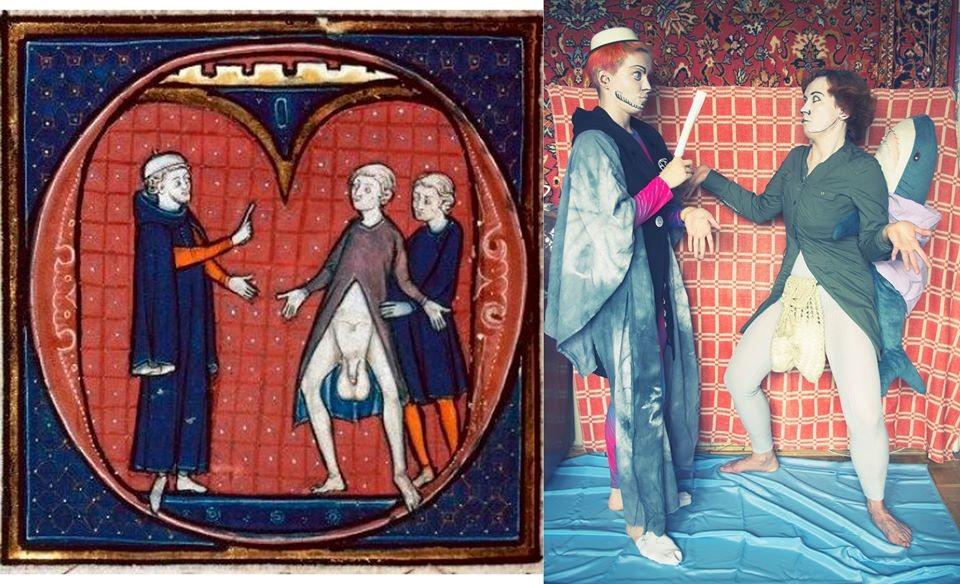 Illustration tirée du Canon de médecine d'Avicenne