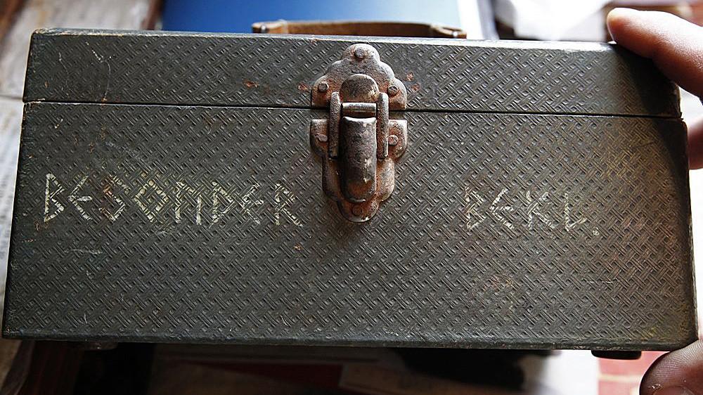 Куфер на организацијата Аненербе