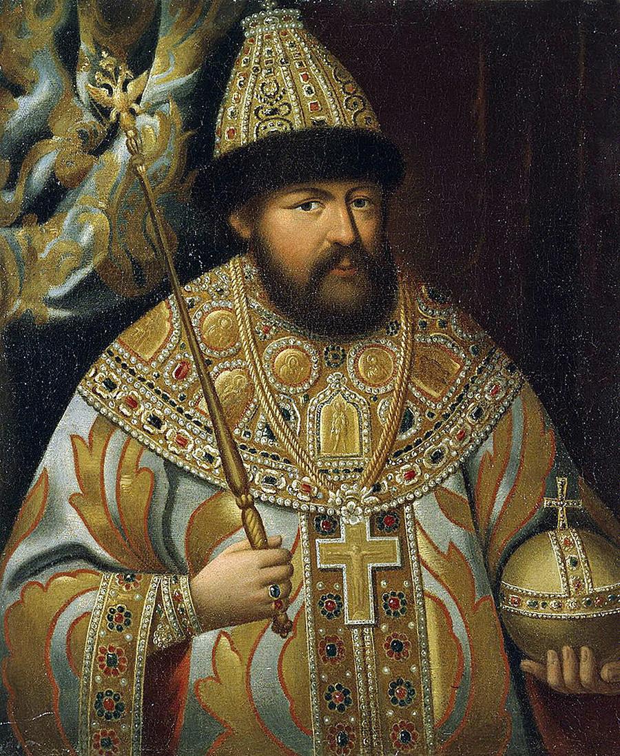 Zar Alexei Michailowitsch