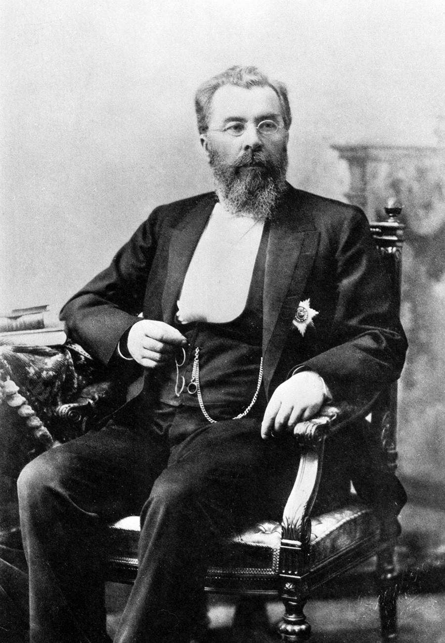 Nikolai Sklifossowski