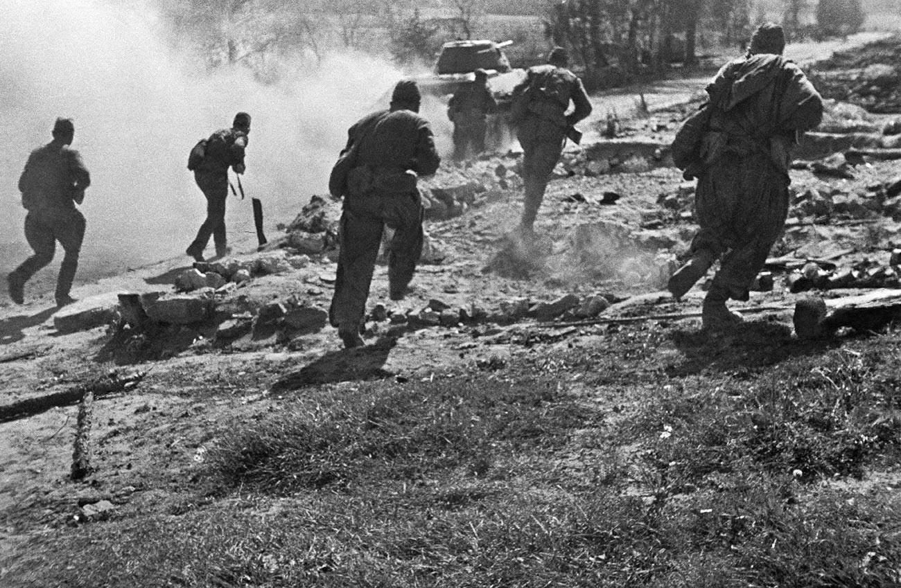 Офанзива код Ржева, Северозападни фронт, 1942.