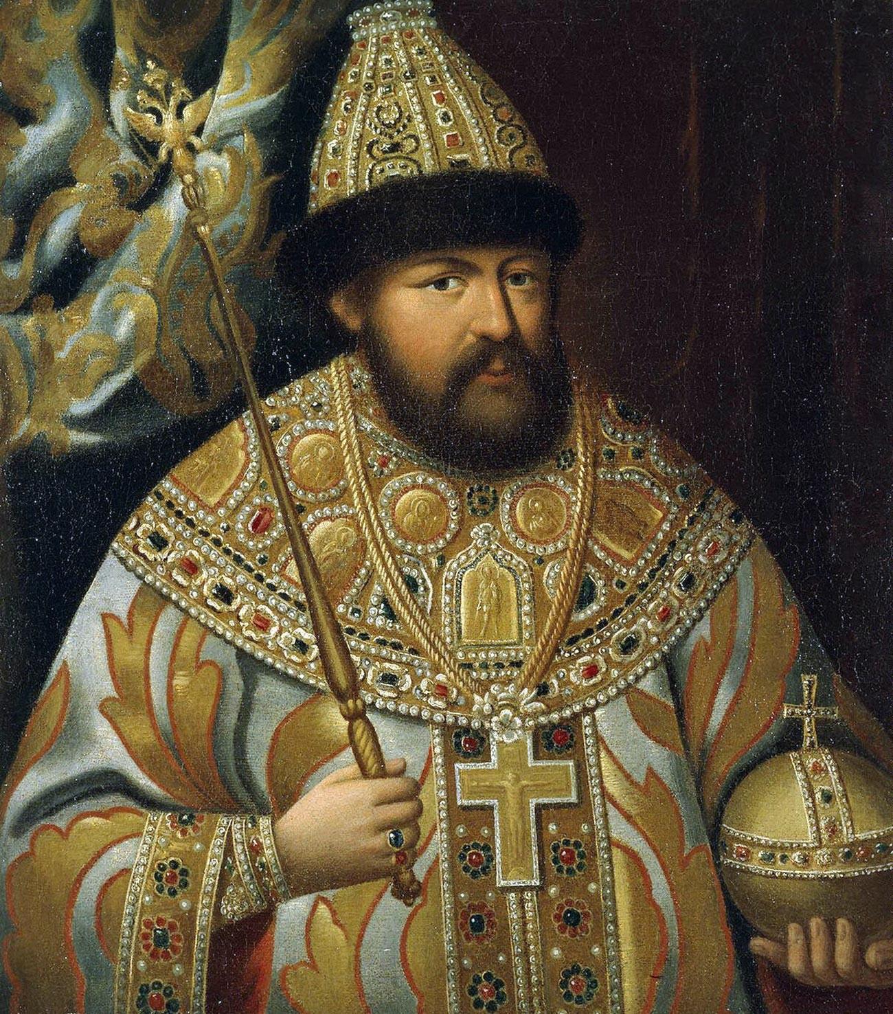 Alexei Michailowitsch Romanow