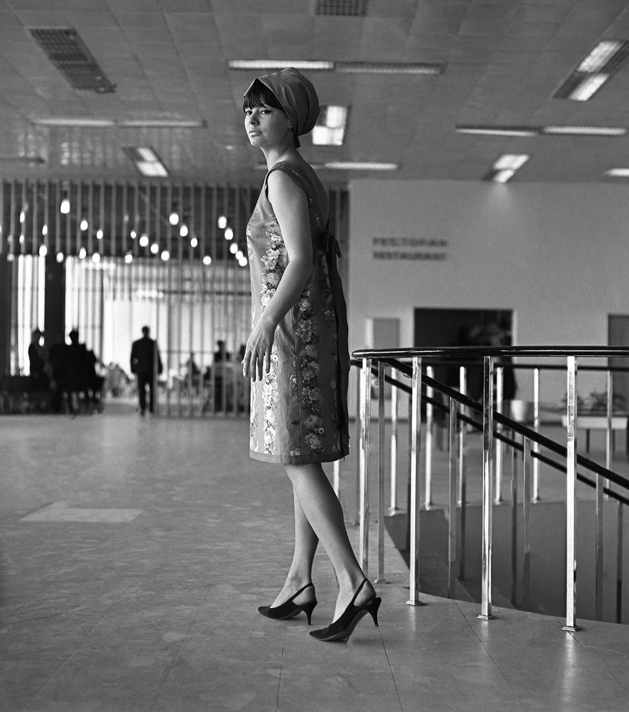 Регина Збарская, коллекция женской одежды