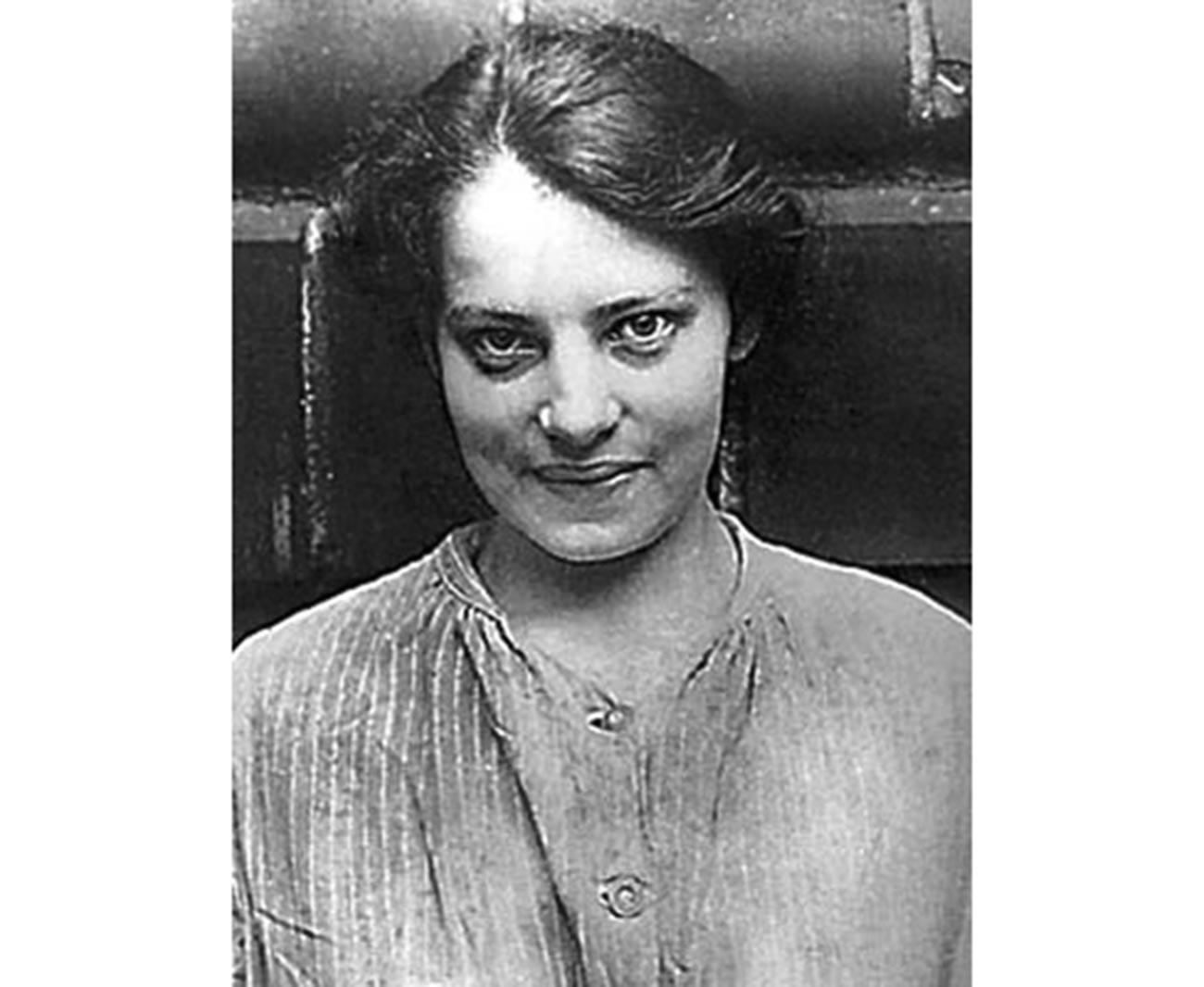 Ана Андерсон, 1920.