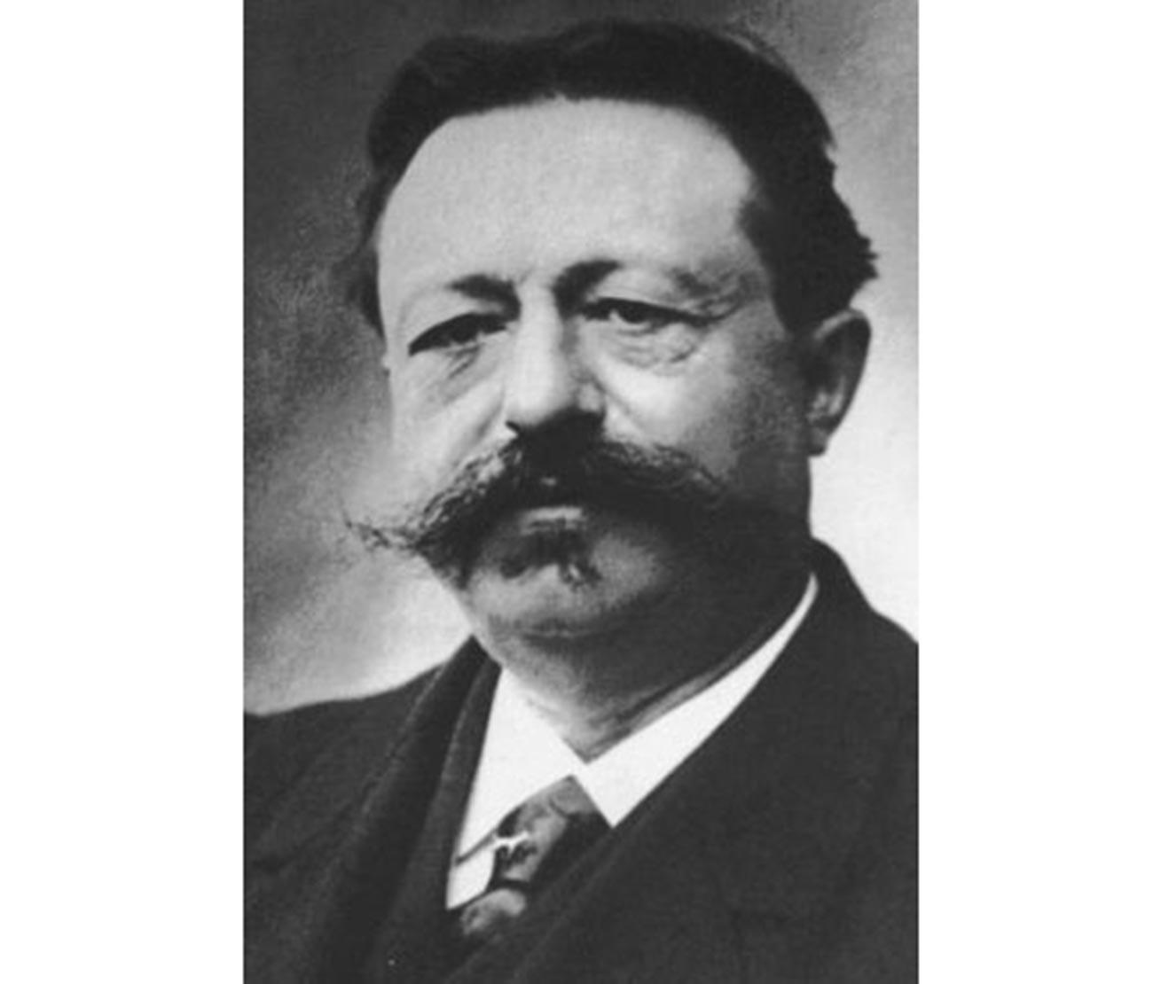 Nizier Anthelme Philippe, surnommé Maître Philippe