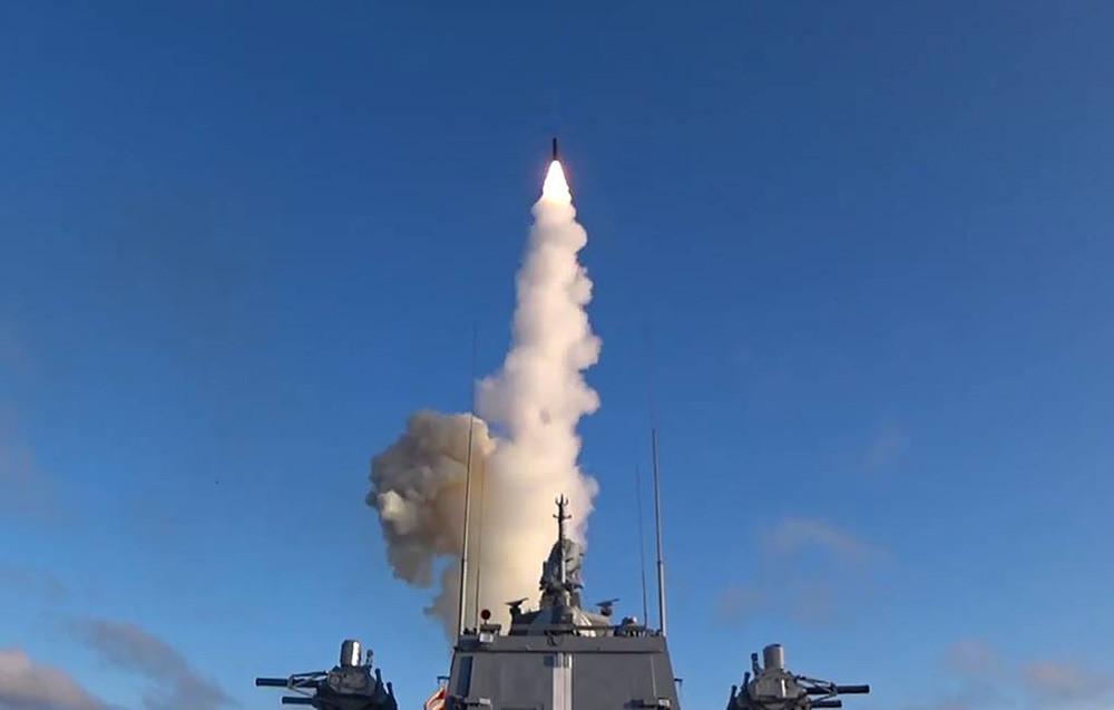 Segundo o presidente, o míssil poderá alcançar a velocidade de Mach 8, ou seja, cerca de 9.800 km/h (oito vezes mais rápido que a velocidade do som).