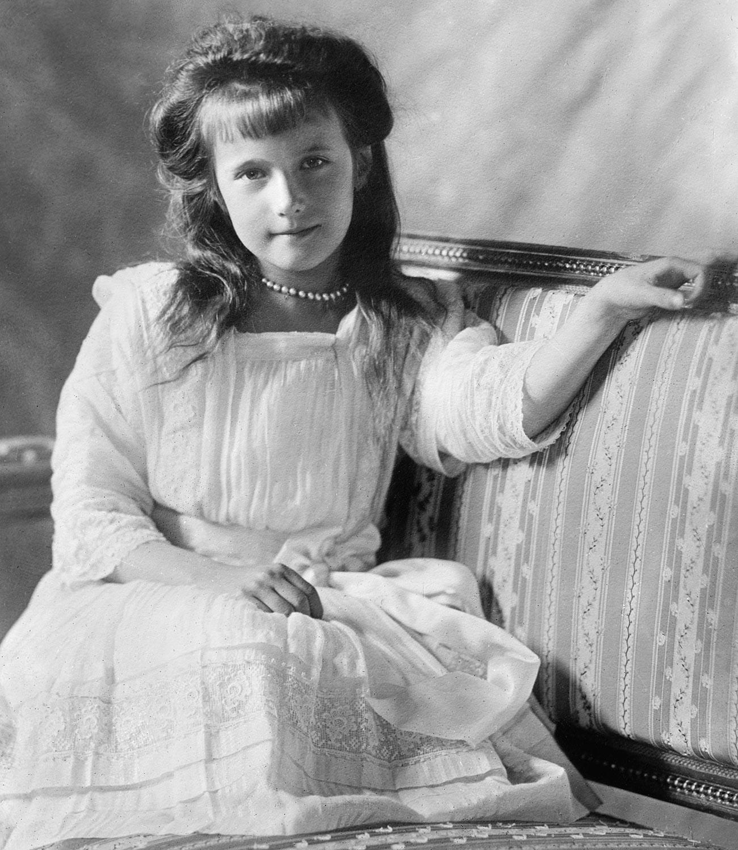 La granduchessa Anastasia Romanova (1901-1918)