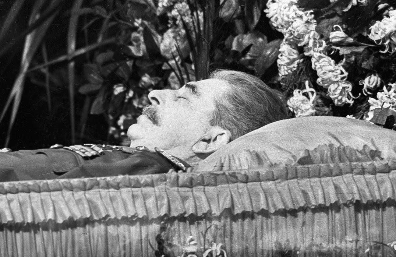 Staljin je umro 5. ožujka 1953.