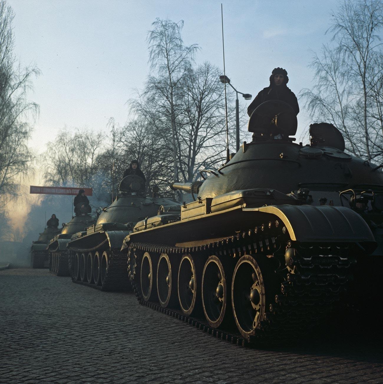 Retirada das tropas soviéticas da Alemanha foi a maior operação militar de todos os tempos.