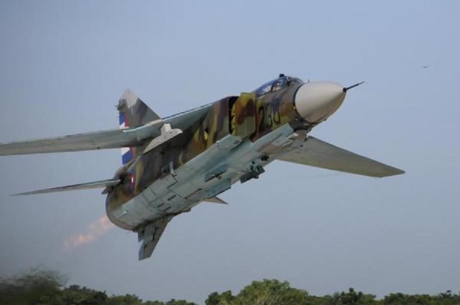 Кубански МиГ-23