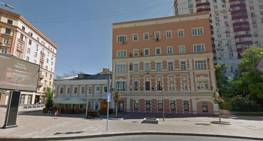 Smolensky Boulevard, 10.