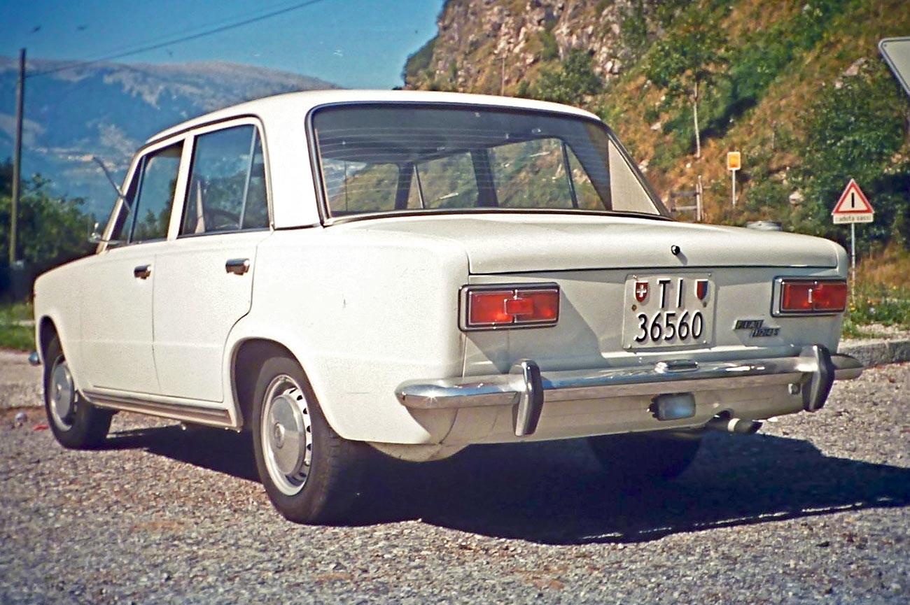 Un Fiat 124