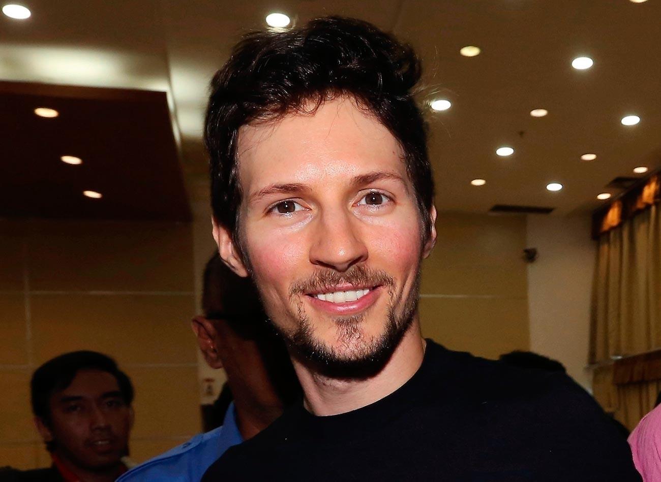 Pravel Durov